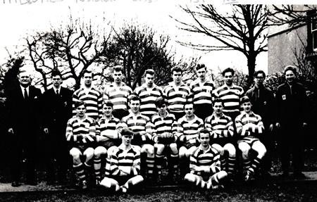 Andrew Norman school rugby