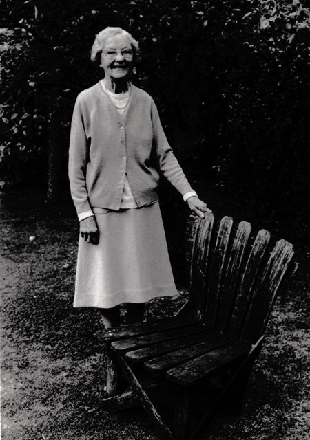 Miss Helen Taylor Tyneham