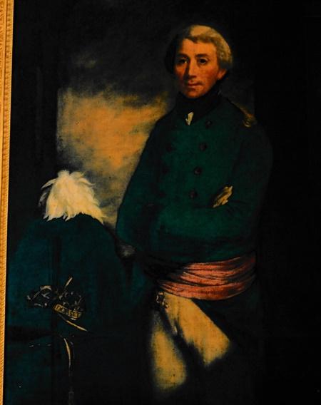 Captain Lewis Tregonwell